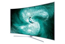 Samsung 65-Zoll Curved-Screen