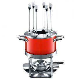 "Silit Fondue-Set ""Passion Red"""