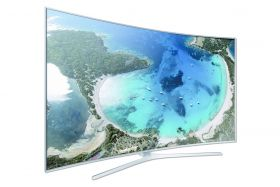 SAMSUNG S-UHD Curved Screen
