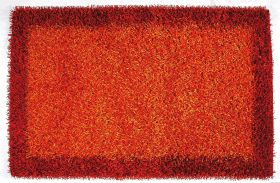 Teppich Shag  JOY ORANGE 130 x 200 cm
